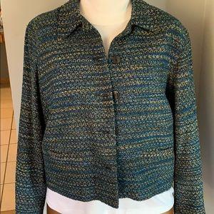 Silk Windridge Cheryl Nash Jacket
